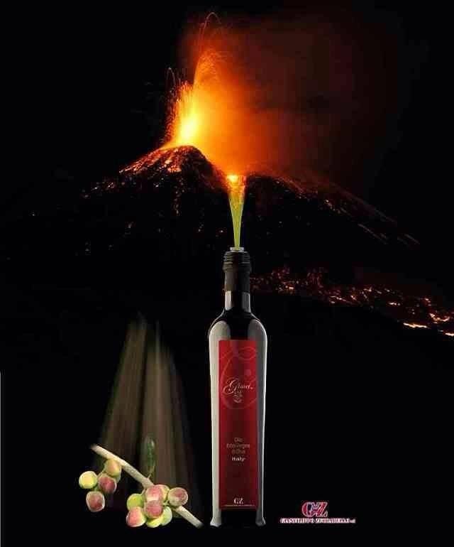 朱卡瑞洛吉梅兒頂級火山特產橄欖油