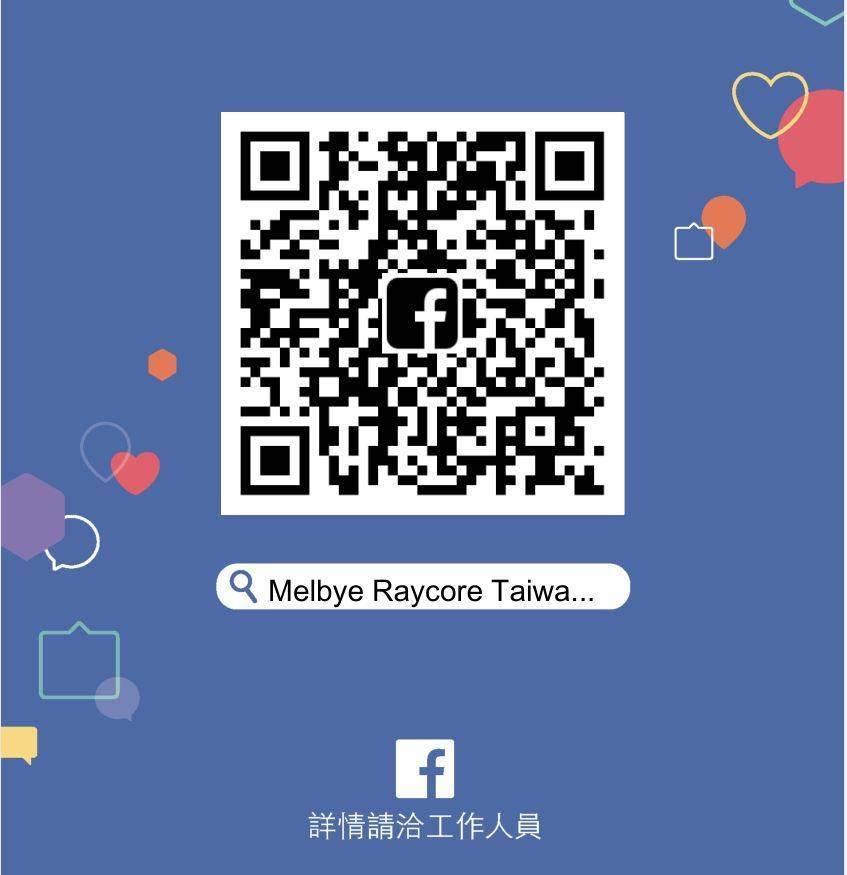 芯邦科技FaceBook粉專QR code