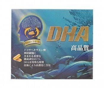 日本原裝  冰晶冷凍高純度DHA軟膠囊 (高純度魚眼窩油) (140粒/盒裝)