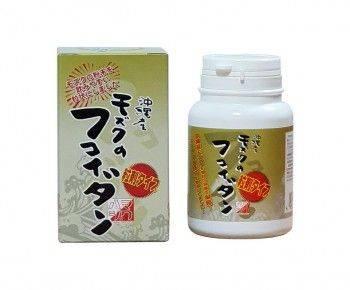 褐藻糖膠(褐藻醣膠) 日本天然原裝進口錠劑 (650錠裝)