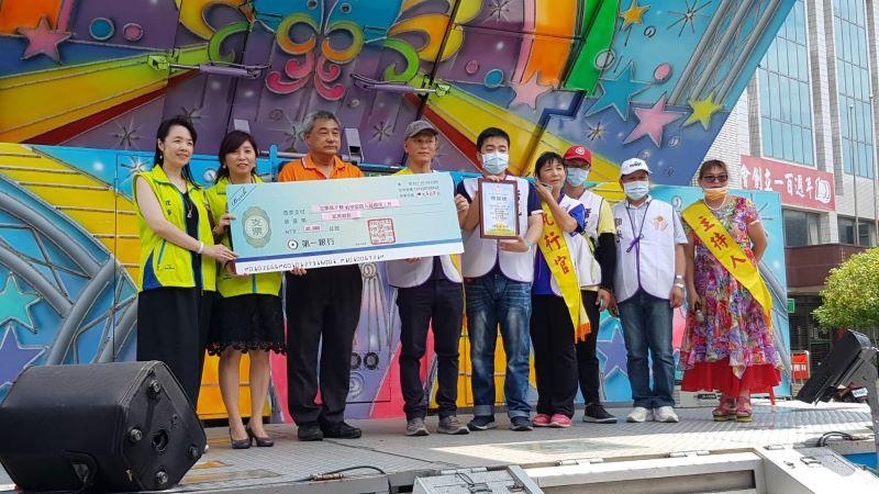 頭城東嶽廟百週年聖誕  28個單位齊聚舉行「公益園遊會」【影音新聞】