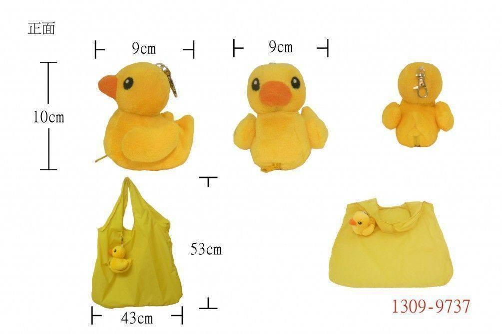 黃色小鴨購物袋熱賣中!!!