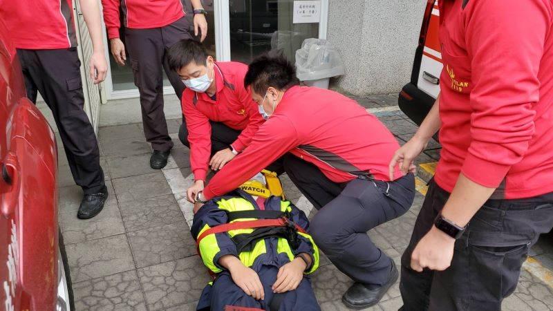 提升緊急救護專業技術能力 消防局辦理救護訓練【影音新聞】