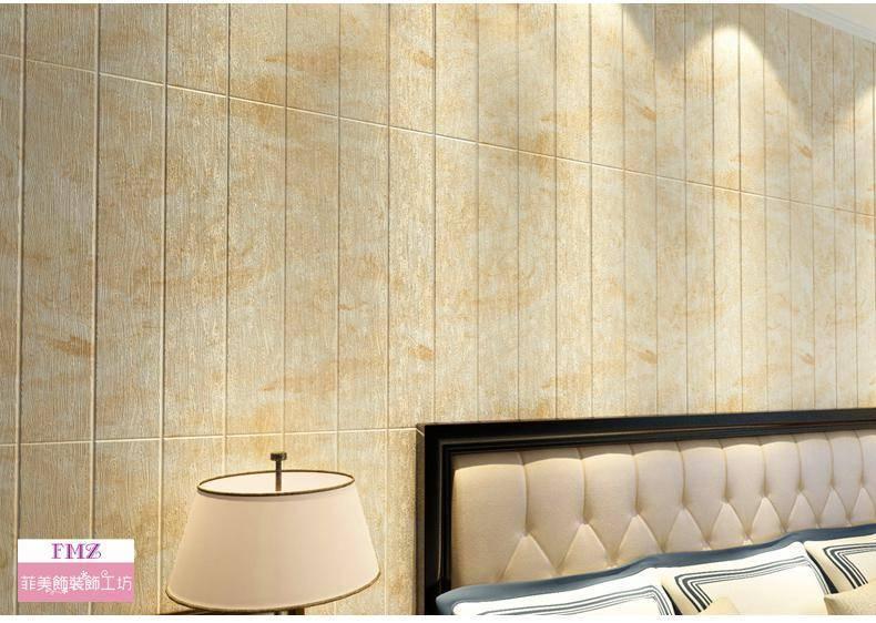 3D立體牆貼木紋M26