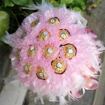G12-金莎手捧花