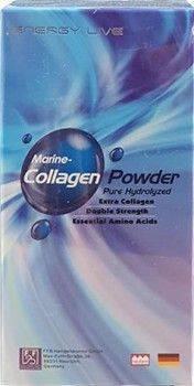 FFB 德國原裝 海洋水解魚膠原彈力蛋白高單位粉末  ENERGY LIVE Marine-Collagen Power