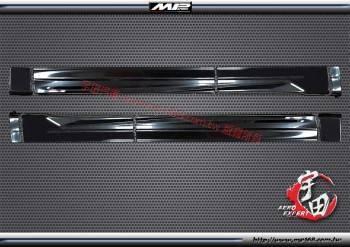 17-20 Mazda CX-5 馬自達 CX-5 K款側裙(8P) ABS