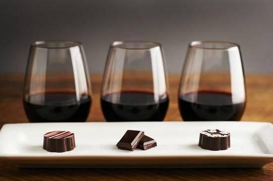 巧克力与葡萄酒搭配大全