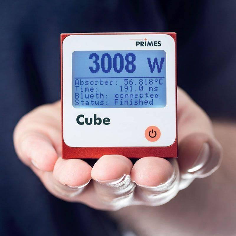 掌上型功率測量立方體Cube