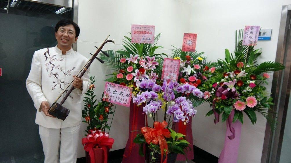 中國國家一級國樂演奏家杜恩武中國創業施鋒陽胡鵬年分享報導行行出狀元