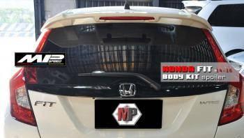 2014-2020 Honda Fit  RS Style Spoiler+LED