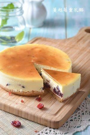 蔓越莓重乳酪