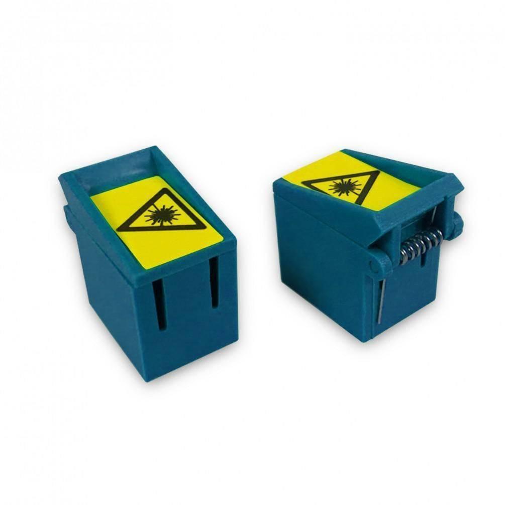 SC/PC 及SC/APC光纖適配器自動回蓋防塵保護蓋
