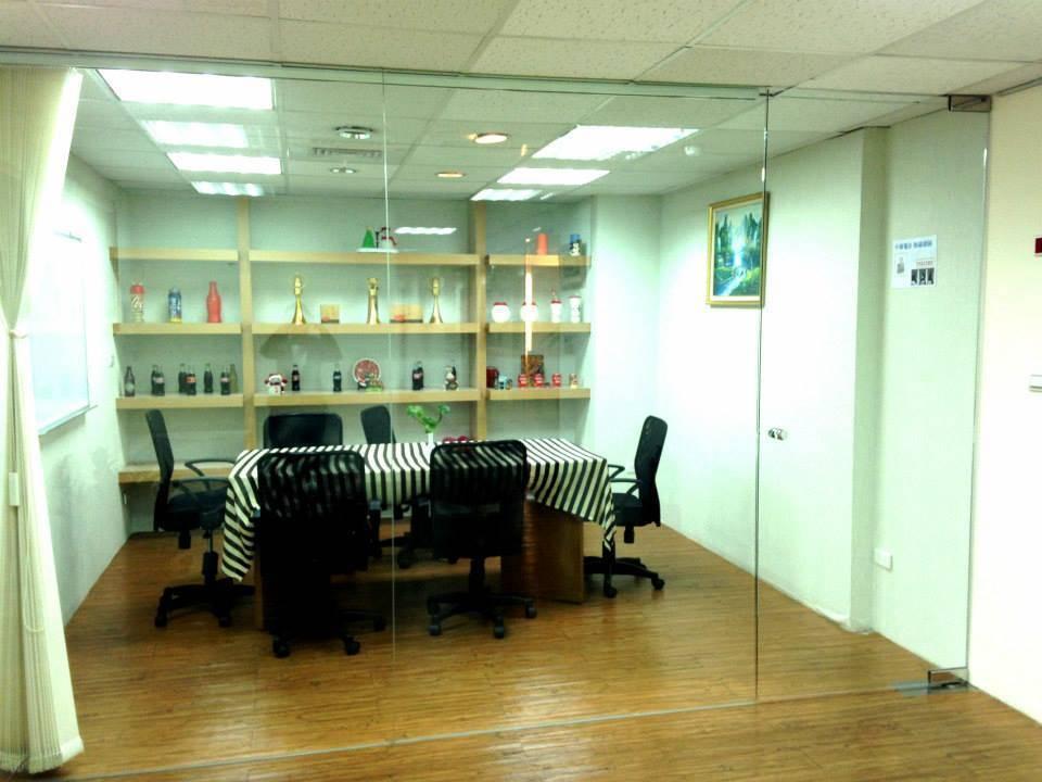仁富商務中心,辦公室出租,共享資源