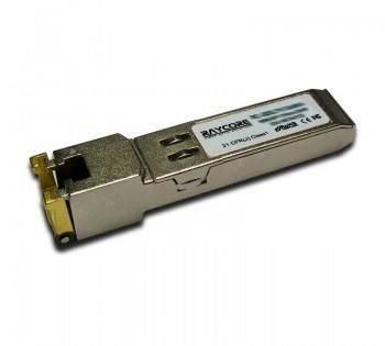 Gigabit SFP電口RJ45收發器