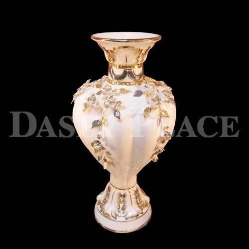 宮廷描金系列--浮雕寶瓶(平安) 0223-025