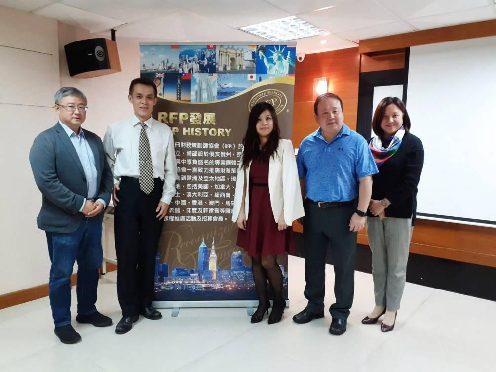 2019 (第八屆) 台灣最佳財務策劃師選拔個人組網路票選活動開跑