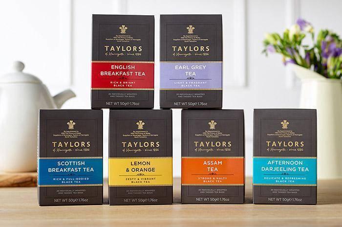 """BBC采访英国泰勒茶 – """"我们去年生产了超过50亿袋茶"""""""
