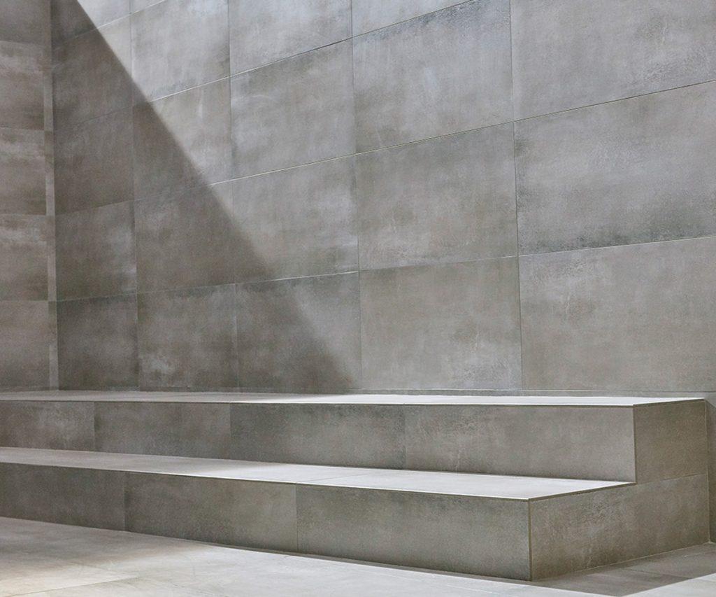 樓梯磚。石板磚【柏拉圖48413TD(5色)】105X48cm溝槽樓梯磚止滑一片一階梯#006.1