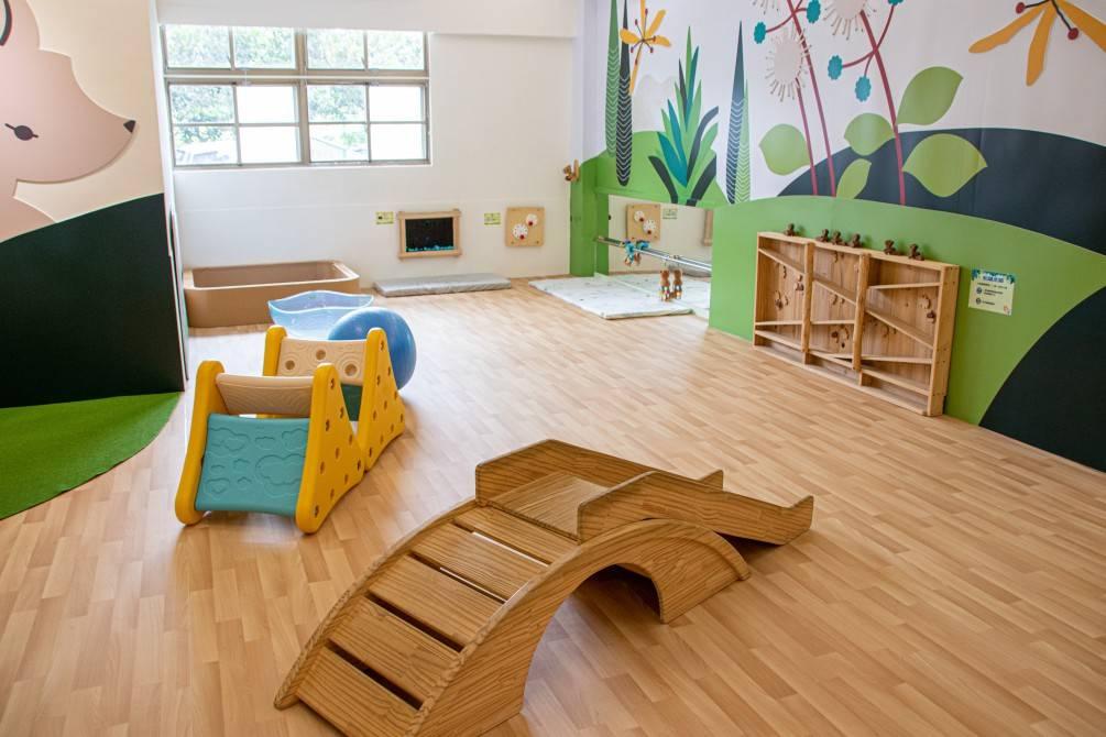 為孩子們打造「五心級」好所在   冬山親子館歡慶開幕