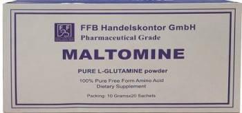 FFB 德國原裝 富保樂~左旋麩醯胺酸 高單位粉末營養補充食品 (20包/盒)
