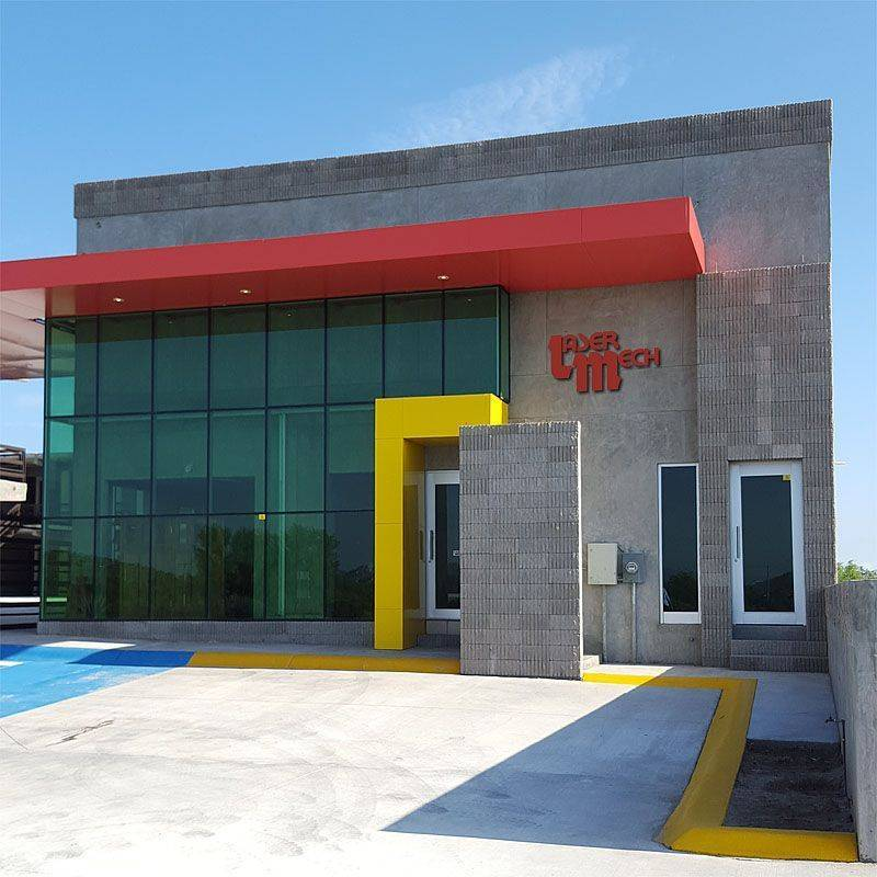 Laser Mech® Opens Office in Mexico