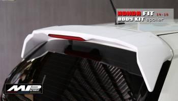2014-2020 Honda Fit  MO Style Spoiler+LED