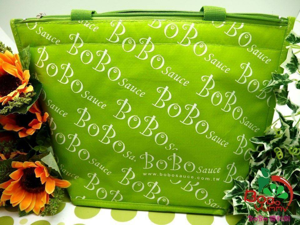 BoBo醬料館保溫禮盒袋