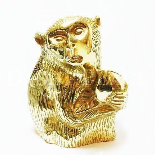 金猴 純銅製 0167001