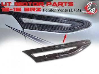 12-16 BRZ Fender Vents  (L+R)
