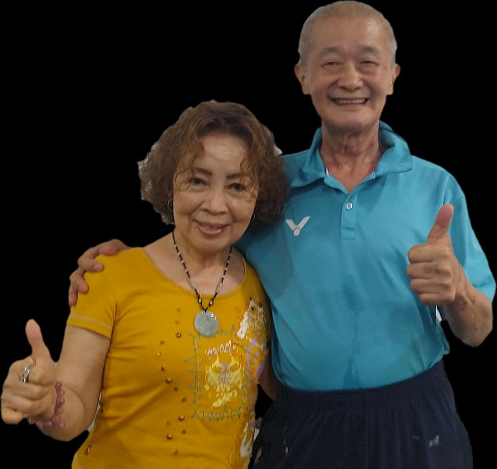 80歲美女我愛建康細胞再生知識交流2施信宏報導95