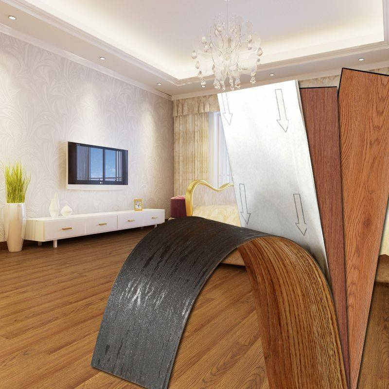 木紋翻新地板貼自黏款