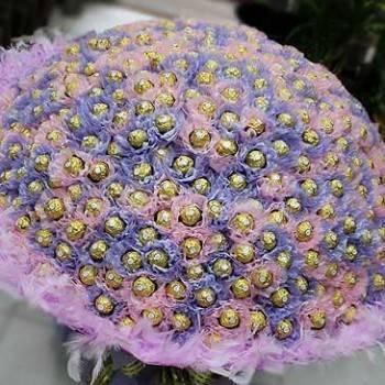 《天天甜蜜》華麗版365朵金莎花束