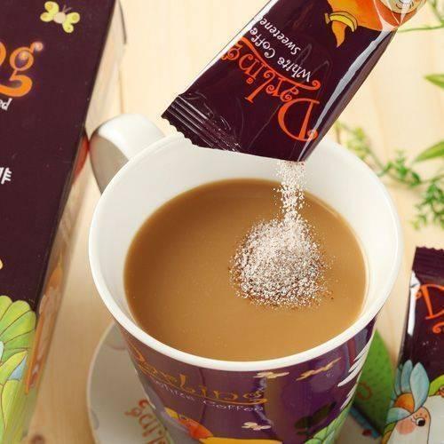 《親愛的》白咖啡20包