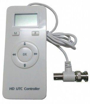 The Third Generation UTC Controller (AHD & CVBS)