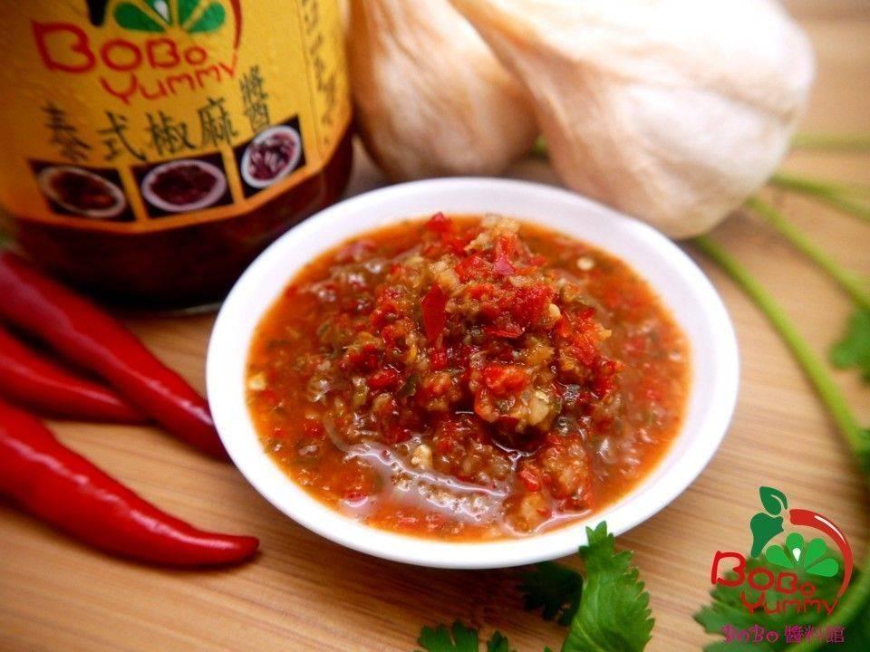 泰式椒麻醬(鋁鉑補充包)