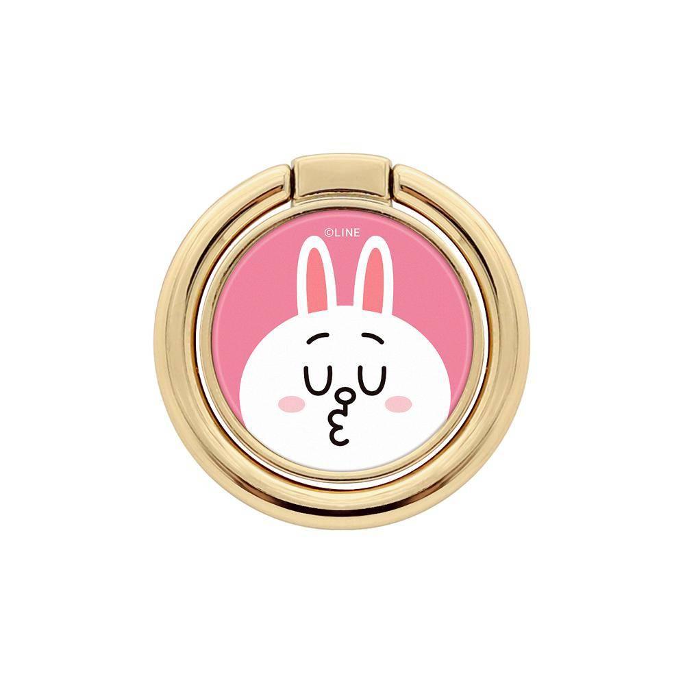 GARMMA LINE FRIENDS 圓形指環支架 兔兔