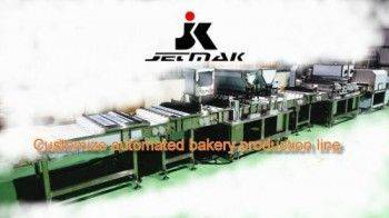Customize automated bakery production line