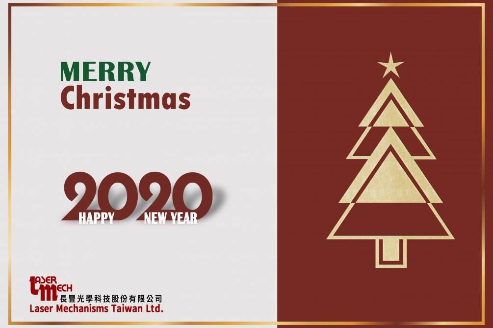 長豐光學敬祝聖誕快樂!