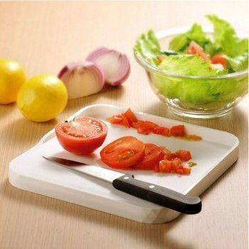 雙面可收納砧板/抗菌料理板/切菜板/分類砧板 輕便旅行便攜 生熟食分開使用 Lohogo樂活趣