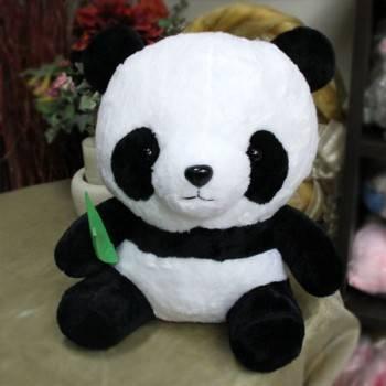 16吋可愛貓熊玩偶
