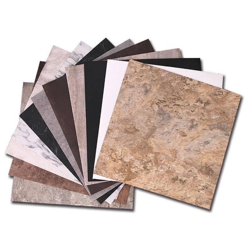 石紋地板貼 PVC自黏款