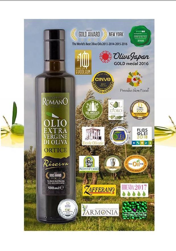 義大利頂級初榨橄欖油禮盒