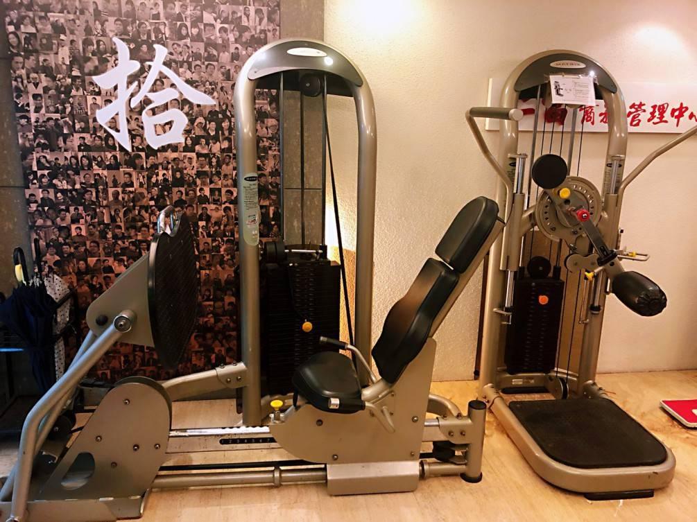 53號商務中心 內設有健身器材 歡迎使用
