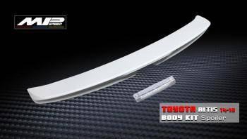 2014-2018 Toyota Corolla Altis Trunk Spoiler+LED