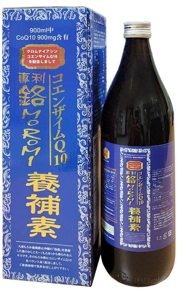 日本原裝 大 樂® 高純度COQ10 鉻酵素 (天然紅麴精華+檸檬酸+108種本草蔬果發酵)