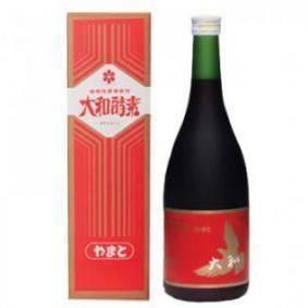 日本原裝 大和®(紅標)人蔘酵素原液