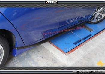2014-2020 Honda Fit MO Style Side Skirts (L+R)