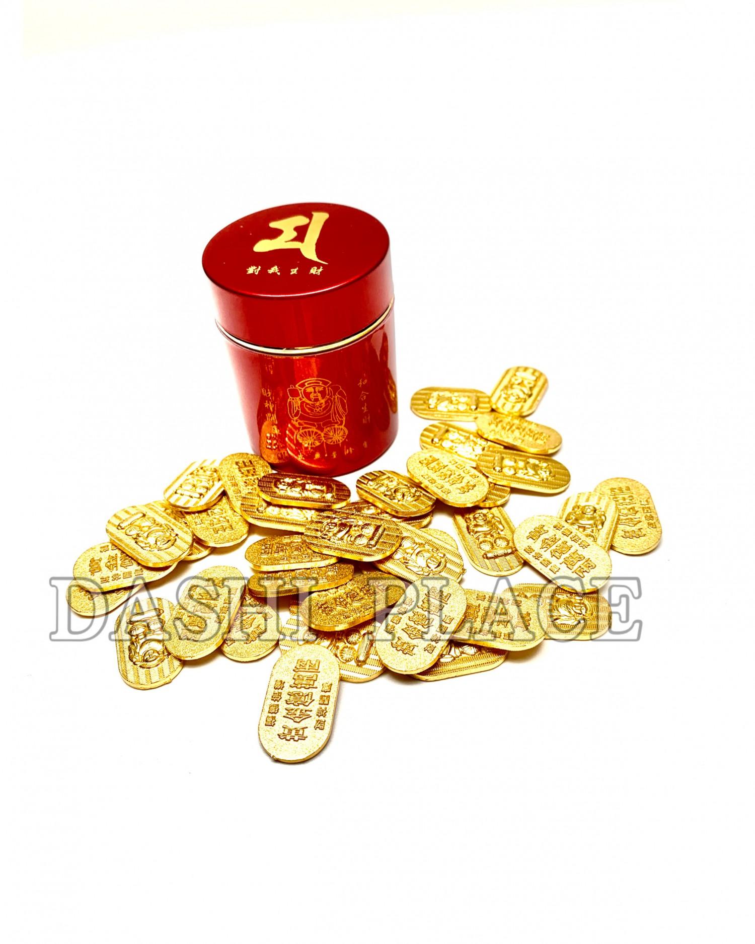 豆型判金-一桶金