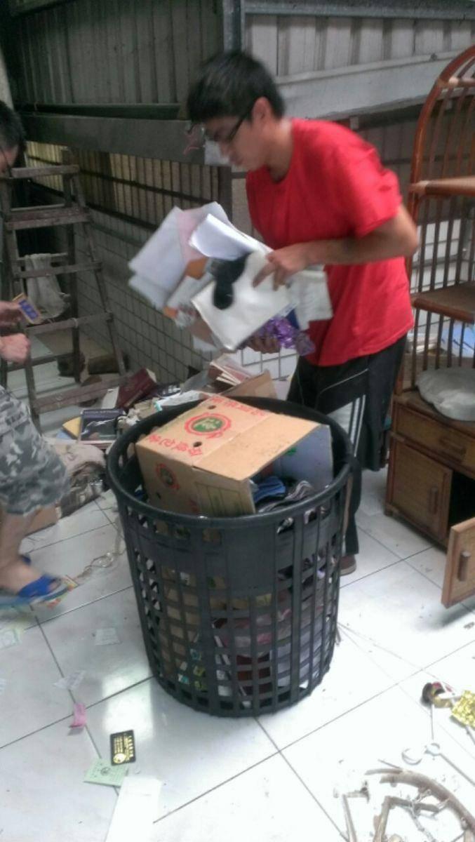 也好搬家新店廢棄物清運